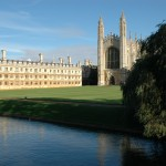King's College Chapel and Clare College